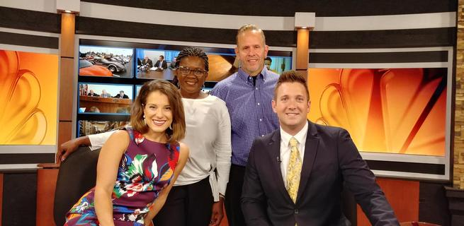 TCAP's Toni Heller and Todd Schnulo were guests on the WFMJ morning show! Click the link below to learn more about the Head Start program.